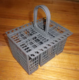 New Type Indesit, Ariston Cutlery Basket fits over Tynes - Part # C00386607