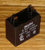 3.5uF 450Volt Motor Start/Run Capacitor - Part # CAC3.5UF