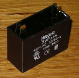 5.0uF 450Volt Motor Start/Run Capacitor - Part # CAC5UF