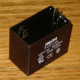 7uF 450Volt Motor Start/Run Capacitor - Part # CAC7UF