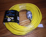 18metre 10amp Yellow Extension Cable - Part # CE1810-YL
