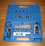 Refrigeration Copper Tube Flaring & Swaging Tool Kit - Part # CH278L
