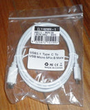 Computer Data Cable - 1.0Mtr USB-C Male to MicroUSB Male - Part # CL1160WH-1