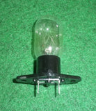 Microwave Oven Globe 240Volt 25Watt with Base - Part # CL829