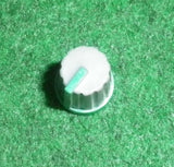 17mm x 13mm Diam Instrument / Audio Knob with 6mm Splined Shaft - Part # CR-MS-4