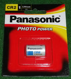 Panasonic 3Volt Lithium Photographic Camera Battery - Part # CR2
