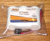 CTB81 NiMH 3.6Volt Phone Battery Suits Uniden, DSE - Part # CTB81, RBP81