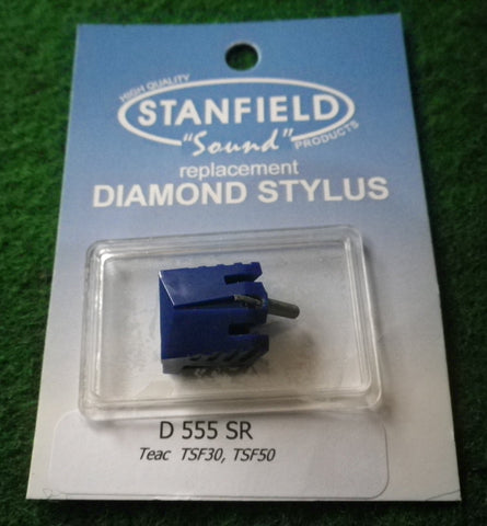 Sanyo ST26D, ST45DX Compatible Turntable Stylus - Part # D555SR