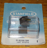 Stanfield Turntable Stylus Replaces JVC DTZ1S - Part # D6220SR