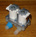 Dual Inlet Valve suits Samsung Top Load Washer - Part # DC62-00266A