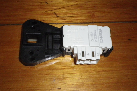 Samsung WF8802RSW Front Loader Door Interlock Switch- Part # DC64-01538A