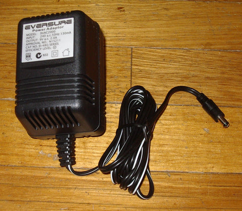 Nintendo NES, SNES Compatible AC/AC Mains Power Adaptor - Part # DCA-GB103