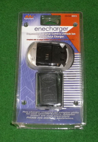 Master Instruments Universal Camcorder / Camera Battery Charger - Part # DCC1