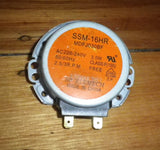 Samsung 240VAC SSM-16HR Microwave Oven Turntable Motor - Part # DE31-10170B