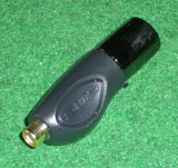 Audio Adaptor - RCA Socket to Male 3pin XLR - Part # DHMA500