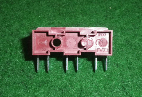 Delonghi Stove Mains Power Terminal Block - Part No. DL051049, FV71
