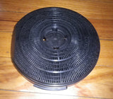 Kleenmaid Rangehood RH1A, RH3A Round Carbon Filter - Part # ELF00039, MODELLO 34