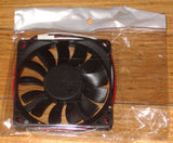 70mm X 10mm 12Volt Computer Case, Power Supply Cooling Fan - Part # FAN7010C12L