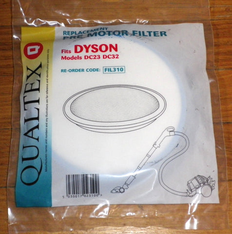 Dyson DC23, DC32 Compatible Pre Motor Filter - Part # FIL310