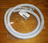Fisher & Paykel Washer Dual Ended 1.3metre Inlet Hose - Part # FP420375P