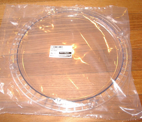 Fisher & Paykel AD50, ED50, DE45 Series Dryer Door Clear Window Part # FP427791P