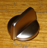 Fisher Paykel Silver Cooktop Control Knob - Part # FP531392