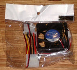 60mm Computer Case, Power Supply Cooling Fan - Part # FAN602562