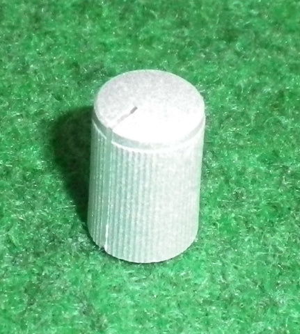 15mm x 10mm Diam Instrument / Audio Knob with 6mm Splined Shaft - Part # FC7248