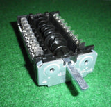 Ego 10 Position Oven Selector Function Switch - Part # GEV347770, 42.00001.001