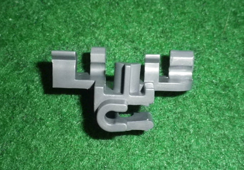 Fisher & Paykel DW60 Dishwasher Lower Basket RH Plate Clip - Part # H0120202827B
