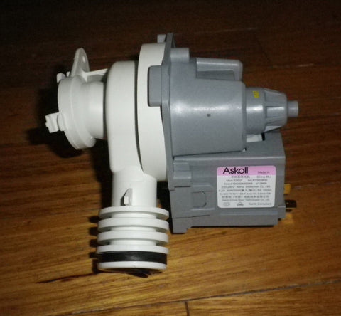 Genuine Fisher & Paykel, Haier Dishwasher Drain Pump - Part # H012G5040004B