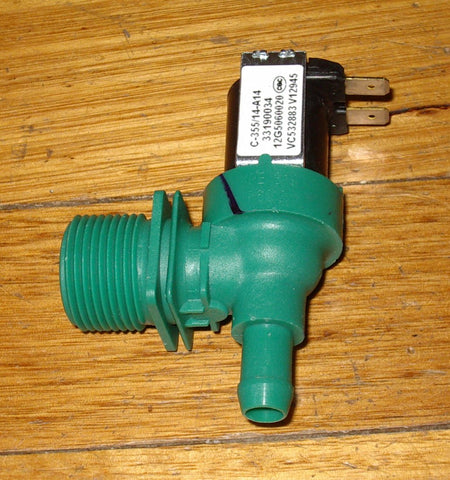 F&P, Haier DW60 10mm R/A Dishwasher Water Inlet Valve - Part # H012G5060020