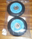 Fisher & Paykel, Haier Condensor Dryer Drum Rollers (Pkt 2) - # H0180800201AB