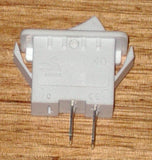 Hoover, GE Dryer 2way Heat Switch, Westinghouse Light Switch - Part No. 460051