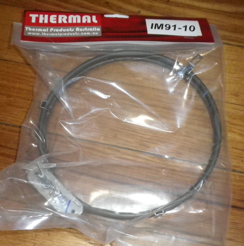 BW8,PGE90S EUROMAID OVEN FAN ELEMENT  THREADED HOLES CCDS60,CDS60,ES60,EW60