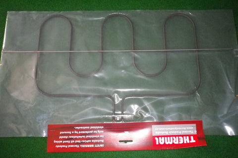 1750Watt Pacini, Lofra Bottom Oven Element - Part # IM92-05
