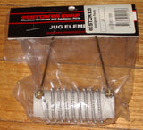 1250Watt Spiral Electric Jug Element - Part # J4
