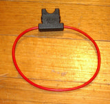 30amp Rated Automotive Inline Fuseholder for ATC Fuses - Part # JEF-703