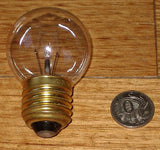 Oven Globe 25Watt ES E27 Fancy Round - Part # 11214