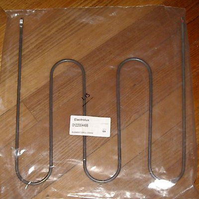 Short Chef, Simpson 2200W Grill Element - Part # 0122004498