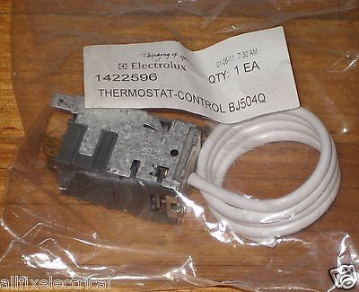 Westinghouse No Frost Fridge Thermostat, Danfoss 077B0909 Part # 1422596