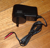 12Volt DC 500mAmp Sealed Lead Acid Battery Charger - Part # LAC-1A