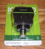 Korjo International AC Mains Plug Adaptor - Part # MR02