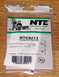216degreeC 15amp Microtemp Thermal Fuse - Part # NTE8213