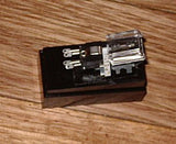 BSR, Garrard Compatible Ceramic Cartridge with Stylus. Part # PC05, KC172