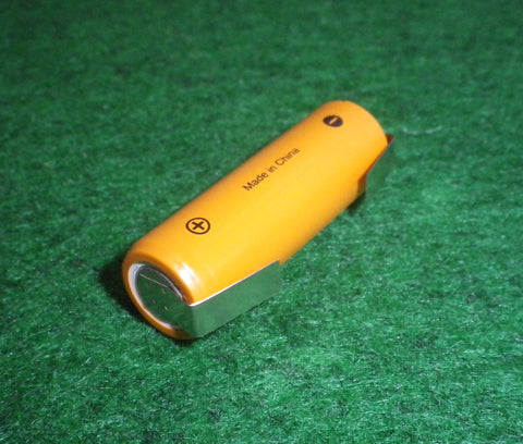 4/5 AA Ni-MH Tagged Rechargable Battery - Part # RB519