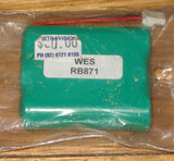 Uniden DS800 Series NiMH Phone Battery - Part # RBP71