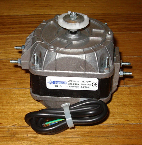 16Watt Counter Clockwise Condensor Fan Motor - Part # RF513A