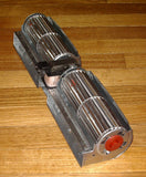 Heating or Cooling Dual Ended 2 x 200mm Drum Fan Motor - Part # SE201