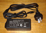 12 Volt 5 Amp Switchmode AC/DC Adaptor - Part # SMP12V5A-21P